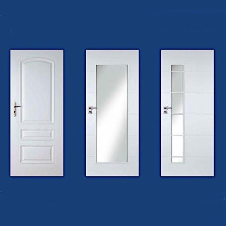 Lakované dvere